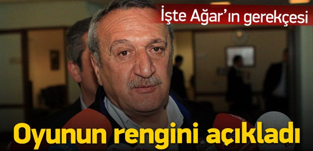 Mehmet Ağar oyunu verecek partiyi açıkladı