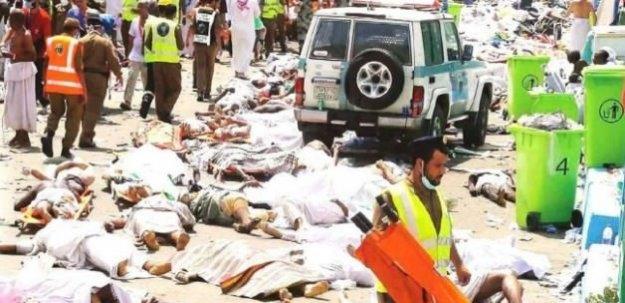 Mina'da vefat eden 7 Türk'ün kimlikleri belirlendi