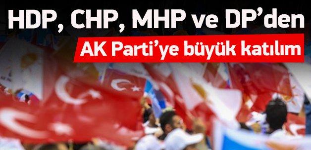 Muhalefet Gaziantep'te AK Parti'ye geçti