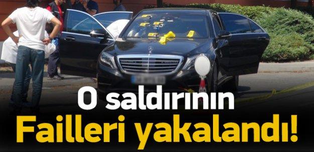 Murat Sancak'a saldırının failleri yakalandı