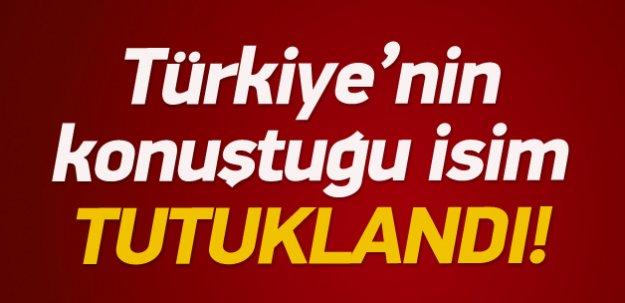 Murathan Öztürk tutuklandı