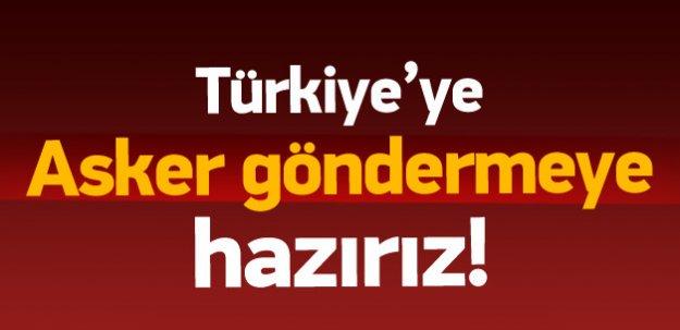NATO: Türkiye'yi korumaya hazırız