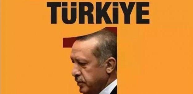 Nokta Dergisi yine Erdoğan'ı hedef aldı