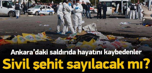 Numan Kurtulmuş'tan 'Sivil şehit' açıklaması