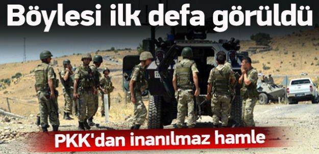 PKK'dan inanılmaz tuzak