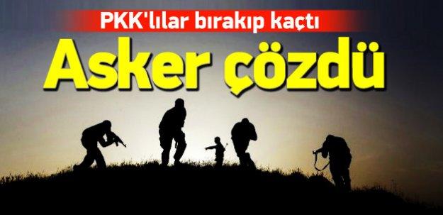 PKK'lıların sırt çantasından 4 ilin planı çıktı!