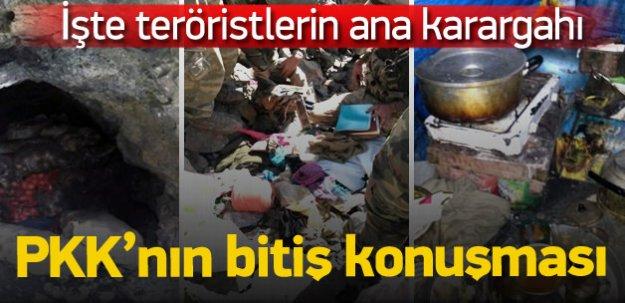 """PKK'nın Doski Vadisi'ndeki """"bitiş"""" konuşmaları"""