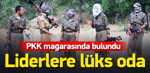 PKK'nın lider kadrosu lüks içinde