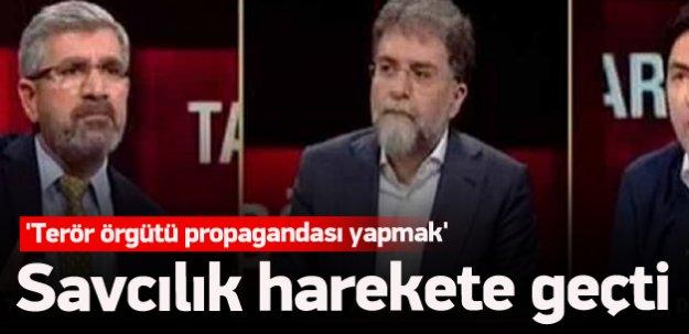 'PKK terör örgütü değildir'e soruşturma!