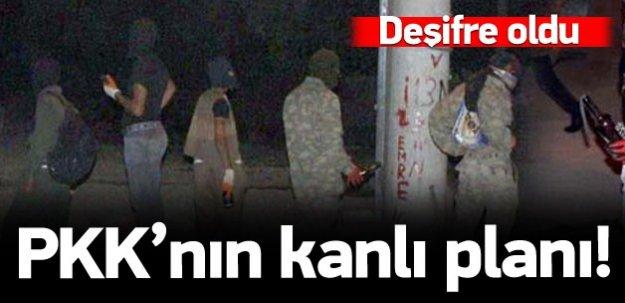 PKK'nın kanlı planı deşifre oldu