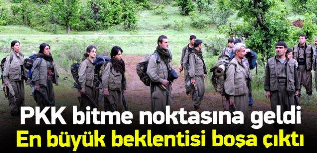 PKK'ya halk desteği yok, başaramayacaklar