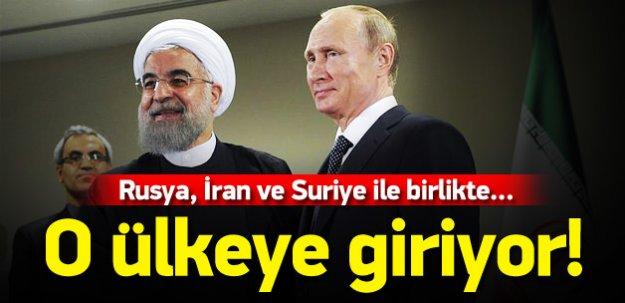 Rusya Irak'ta da vuracak