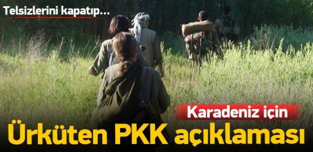 Samsun Valisi'nden PKK açıklaması