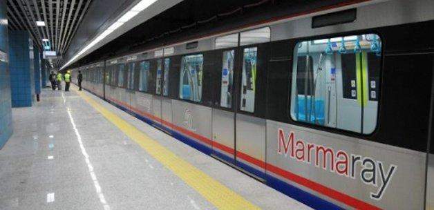 Seçim nedeniyle Marmaray'a ek sefer