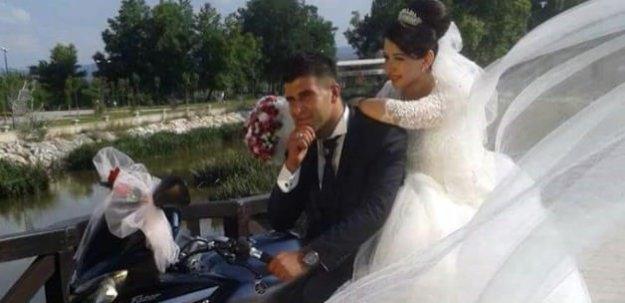Şehit asker daha 34 günlük evliydi