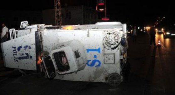 Silopi'den kötü haber geldi! 8 polis yaralandı...