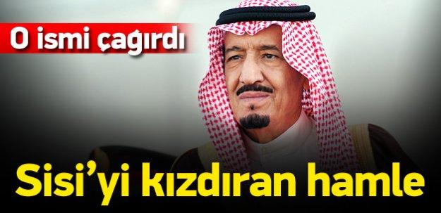 Suudi Kralı'ndan darbecileri kızdıran yeni hamle
