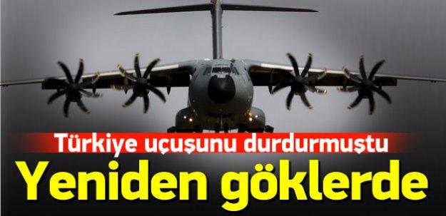 Türkiye'nin Koca Yusuf'u yeniden göklerde