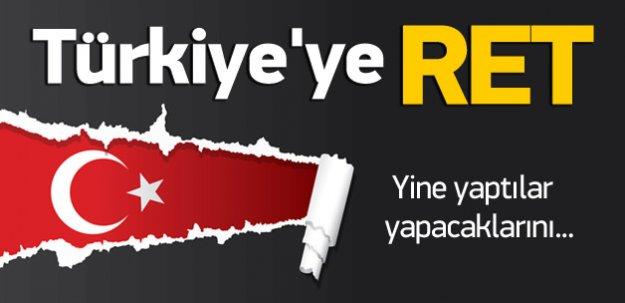 Türkiye'ye Rum tarafından onay çıkmadı