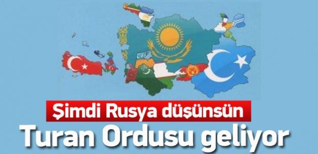 Türkler'in ortak ordusu olacak mı?