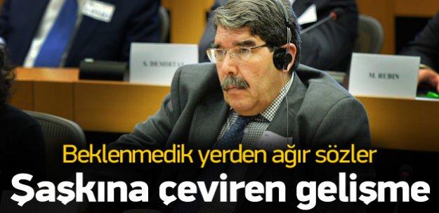 YPG sözcüsünden Salih Müslim için sert ifadeler