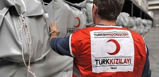 AFAD ve Türk Kızılayı'ndan Türkmenlere yardım eli