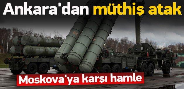 Ankara, Moskova'ya karşı hamlesini yaptı