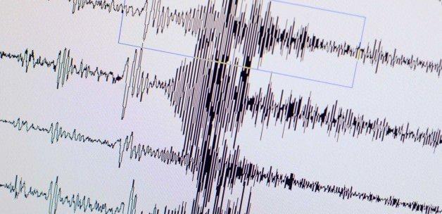 Antalya'da 6 ayrı deprem