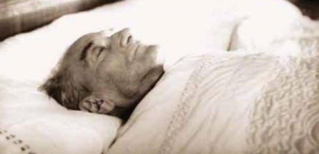 Atatürk'ün ölmeden önceki son sözü!