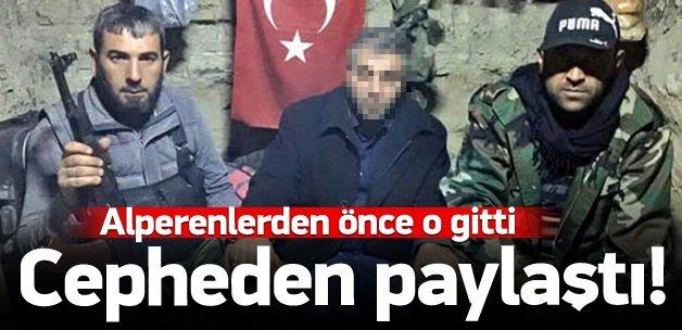 BBP Genel Başkan Yardımcısı Suriye'ye gitti