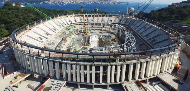 Beşiktaş'a soğuk duş: Arena bile gecikebilir!