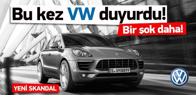 Bu kez Volkswagen duyurdu!