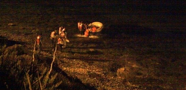 Çankkale'de mülteci teknesi battı: 14 ölü