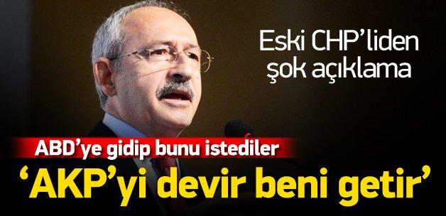 CHP'yi, Halk Tv'yi ve Kılıçdaroğlu'nu bombaladı!