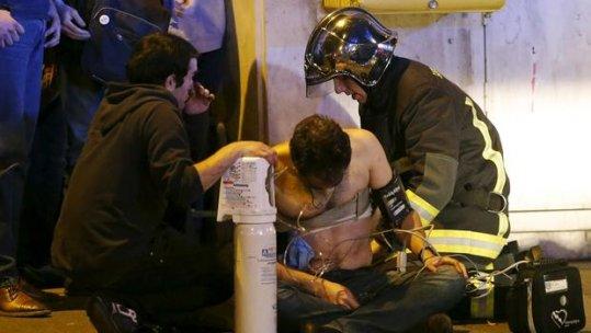 CNN: Paris'teki terör saldırılarında en az 153 kişi öldürüldü