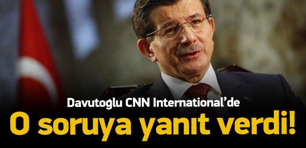 Davutoğlu'dan 'kara operasyonu' açıklaması