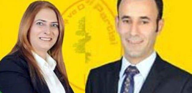 Digor'da DBP'li Beldiye Eşbaşkanları tutuklandı