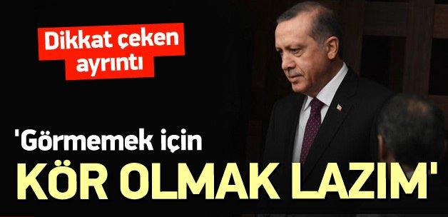 Erdoğan: DAEŞ Esed tarafından destekleniyor