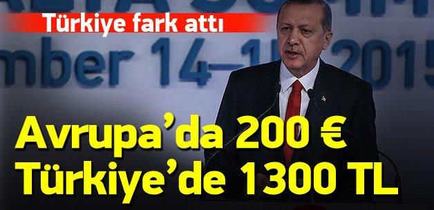 Erdoğan'dan iş dünyasına: Biraz az kazanın!