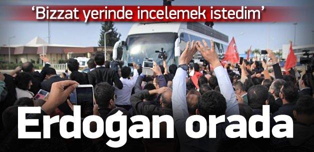 Erdoğan G-20 teftişi için Antalya'da