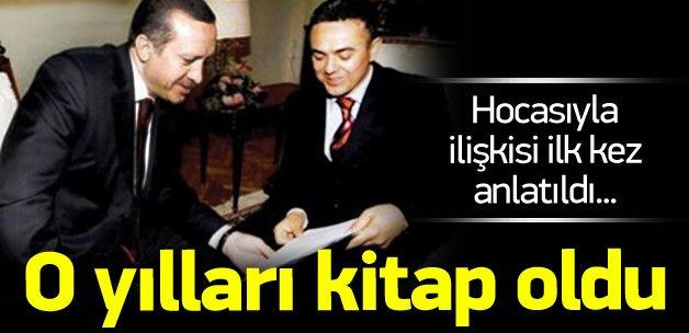 Erdoğan'ın futbolculuk yılları kitap oldu