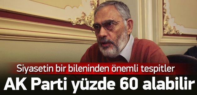 Etyen Mahçupyan: Halk dirayetli hükümet istedi