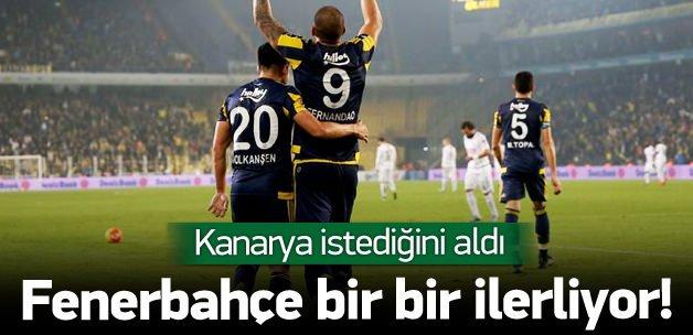 Fenerbahçe - Torku Konyaspor: 1-0