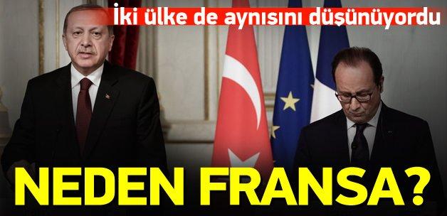 Fransa iki tarafın da tepkisini çekiyordu!