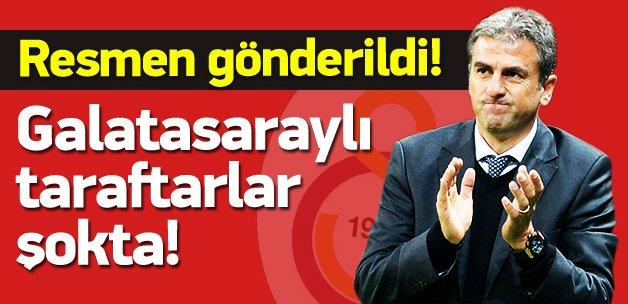Galatasaray, Hamza Hamzaoğlu ile yollarını ayırdı