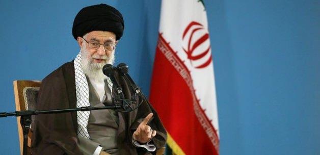 Hamaney'in açıklamaları nedeniyle İran'a nota!