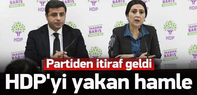 HDP'deki düşüşün 1 numaralı nedeni