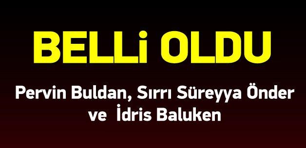 HDP'nin başkanvekili ve idare amiri belli oldu