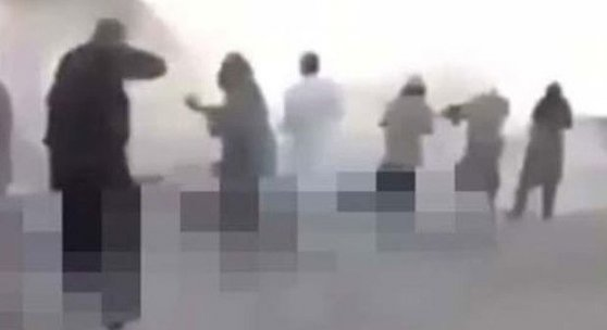 IŞİD 200 çocuğu kurşuna dizdi
