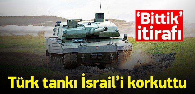 İsrail'in asıl sorunu Türkiye'nin silah üretmesi